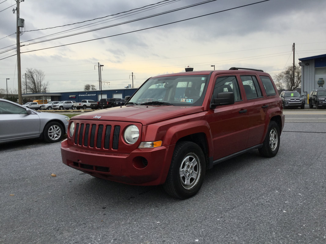 cargurus overview sport jeep patriot cars pic
